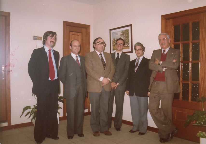 Socios fundadores de Gestisa