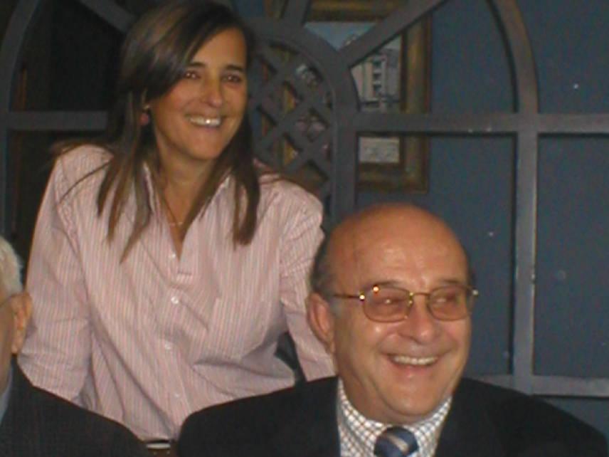 María Jesús y Salvador Prado