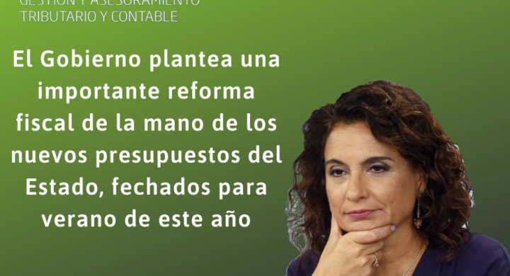 Maria Jesus Montero - Ministra de Hacienda